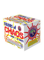 COLORS OF CHAOS (NEW) 18 shot