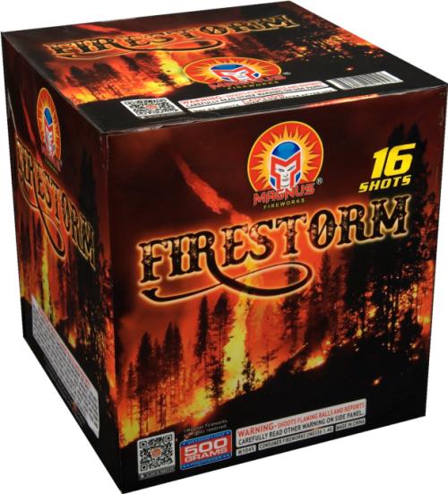FIRESTORM (NEW) 16 shot