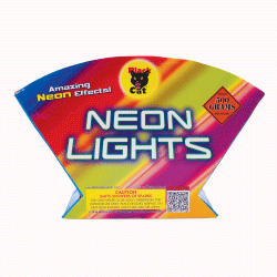 Black Cat Neon Lights 500g