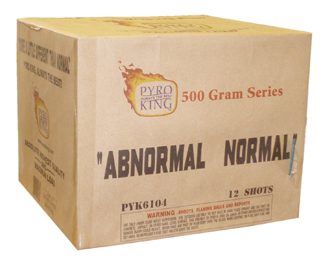 Abnormal Normal 12 shot