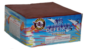 Air Defense 100 shot