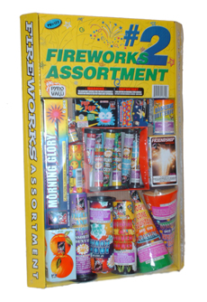 Fireworks Assortment #2