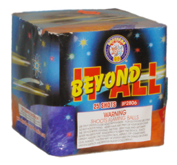 Beyond It All 25 shot