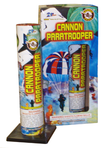 Cannon Paratroopers