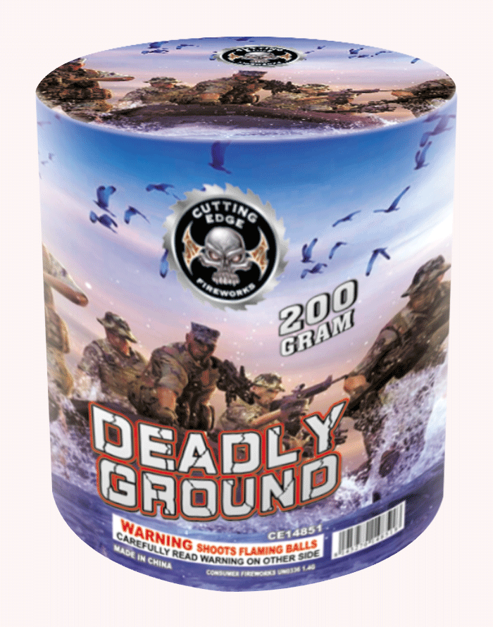 Deadly Ground 10 shot