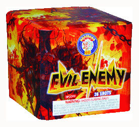 Evil Enemy 36 shot