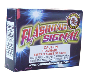 Cannon Flashing Signal