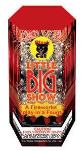 Black Cat Little Big Show