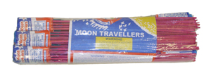 Moon Traveler Bottle Rocket w/report