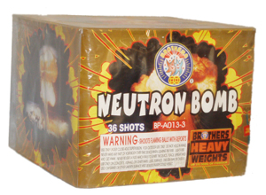 Neutron Bomb 36 shot