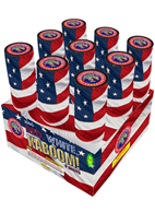 RED, WHITE KABOOM (NEW)