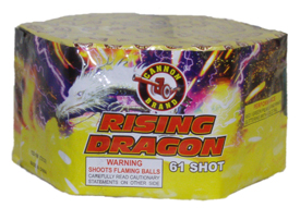 Rising Dragon 61 shot