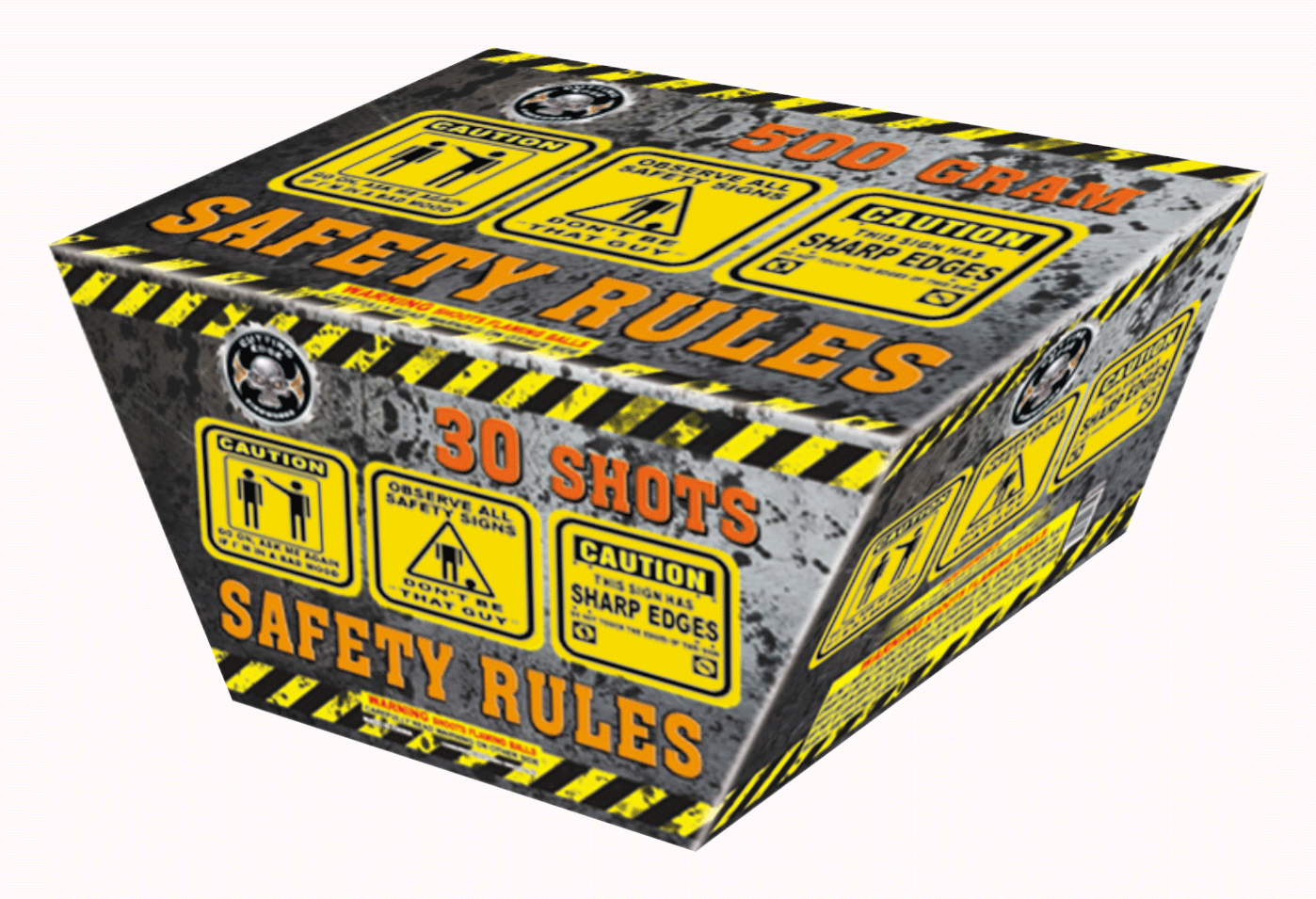 Safety Rules 30 shot
