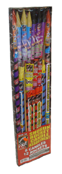 Shogun Rocket Candle Assortment