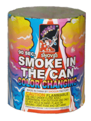Smoke in the Can
