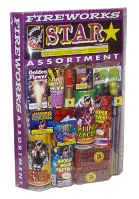 Star Assortment AP