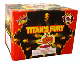 Titan's Fury 18 shot