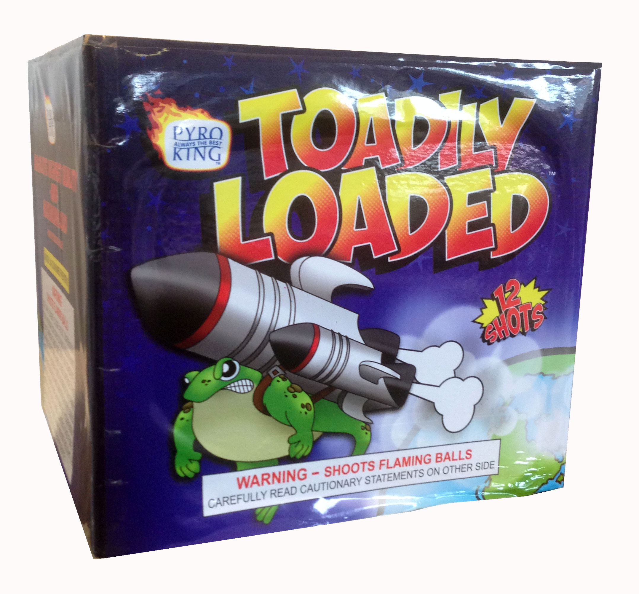 Toadily Loaded