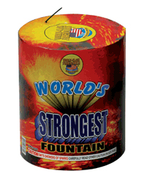 World's Strongest